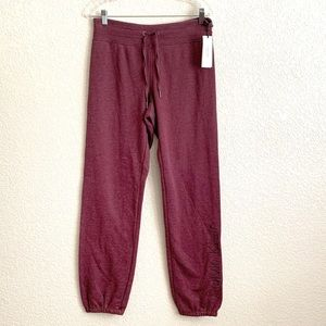 NWT Calvin Klein performance skinny fleece sweats